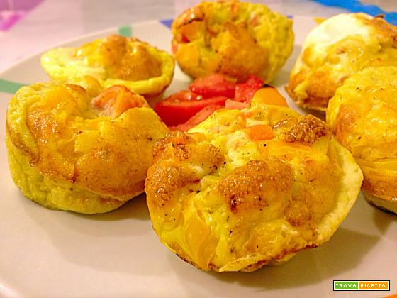 Muffins Egg