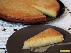 Torta di manioca – Bolo de aipim