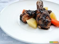 Pollo alla Guinness