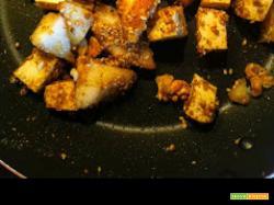 Senza Bimby, Insalata di Tofu a Modo Mio