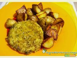 Burger di Quinoa con semi di Canapa e un anno di blog!