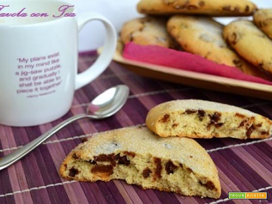 Biscottoni al cioccolato da inzuppo!