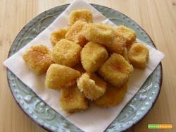 Gnocchetti di crema fritta