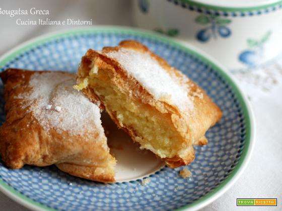 Bougatsa, dolce tipico greco
