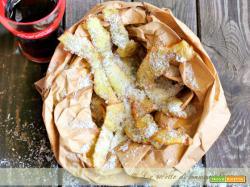 bucce di patate cacio e pepe