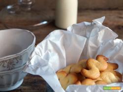 Biscottini all'olio d'oliva e agrumi