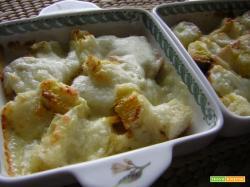 Mozzarella al forno