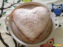 Torta Carota, Mela e Limone