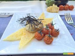 Morbido di melanzana alla parmigiana