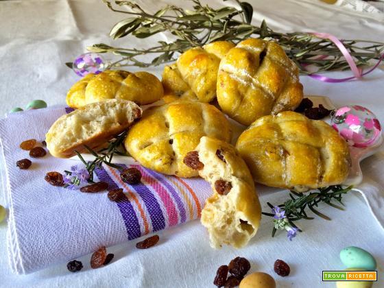 Il pan di ramerino del giovedì santo