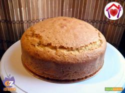 Base alla vaniglia per torte farcite