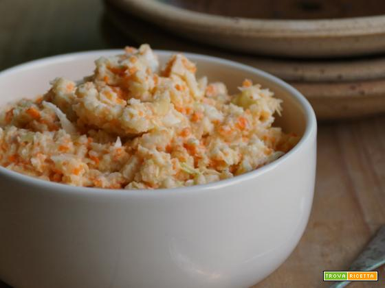 Coleslaw, la ricetta originale da New York