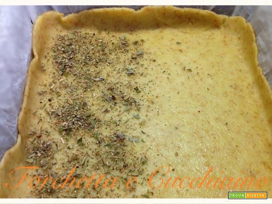 Pasta al vino: base friabile per torte salate