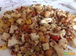 Senza Bimby, Quinoa Bianca, Quinoa Rossa e Miglio Estivi
