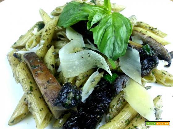 Pasta pesto alla siciliana – ricetta