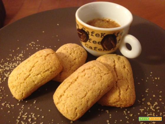 Biscotti integrali di farro e kamut