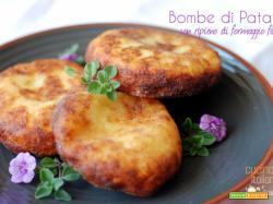 Bombe di patate fritte – ricetta facilissima