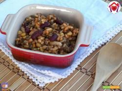 Imbrecciata – zuppa umbra di legumi e cereali