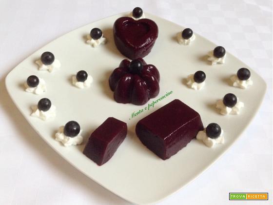 Sugoli con uva fragola