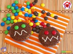 Muffin mostruosi con yogurt e mirtilli rossi