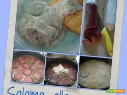SALAME ALLA PANNA by Patry