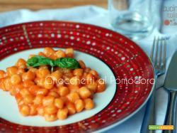 Gnocchetti al Pomodoro