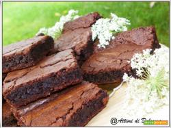 BROWNIES AL CIOCCOLATO