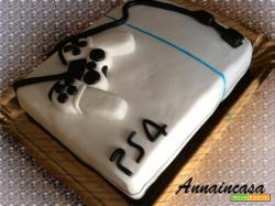 Torta Playstation 4