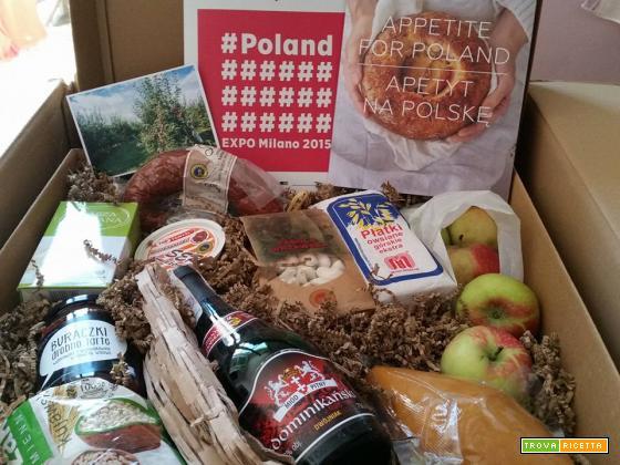 La Polonia nella mia cucina!