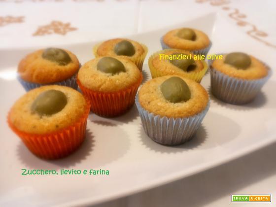 Finanzieri alle olive verdi e origano