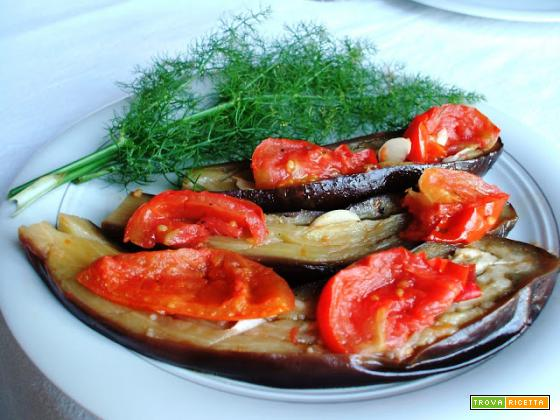 Melanzane in porchetta...ricetta antica
