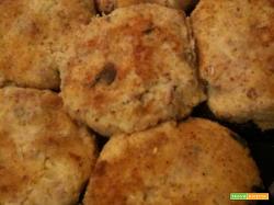 Senza Bimby, Hamburger Tonno & Patate