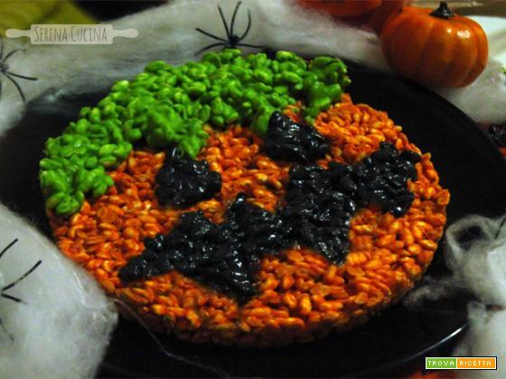 Faccia da Halloween