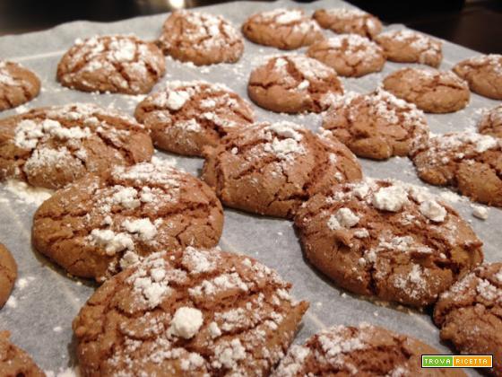 Con e Senza Bimby, Chocolate Crinkles