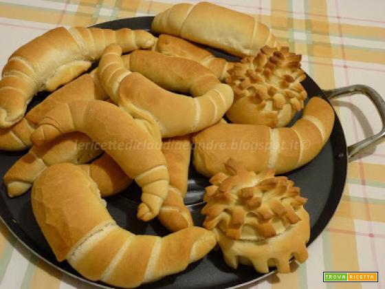 Pane tipo ferrarese fatto in casa