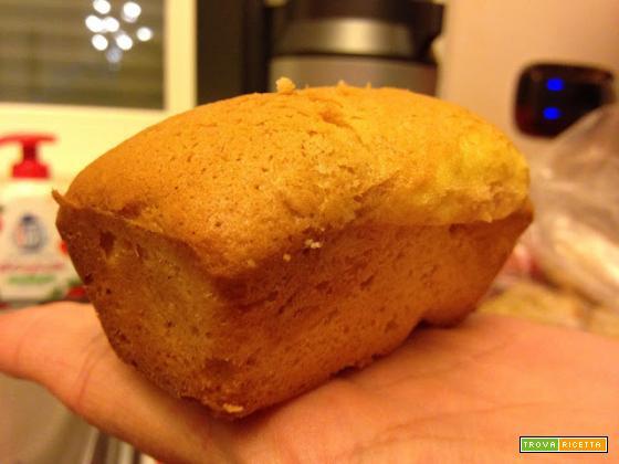 Con e Senza Bimby, Mini Plum Cake alle Fragole