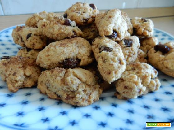 Prepariamoci alla festa: i biscotti al vino passito