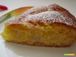 torta di pere morbidissima
