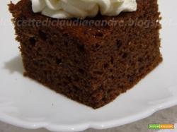 Dolcetti al cacao con mascarpone, panna e arance