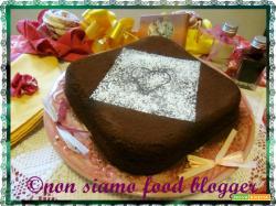 Torta al cioccolato morbida con latte condensato