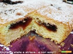 Torta Tenerona con Marmellata di Gloria KitchenUSA