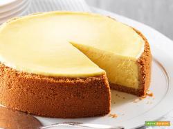 Cheesecake Americano, ricetta originale