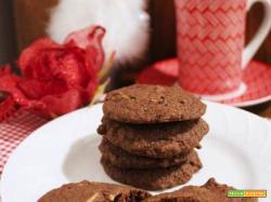 Biscotti di Natale cacao e mandorle di Sinclair Lewis
