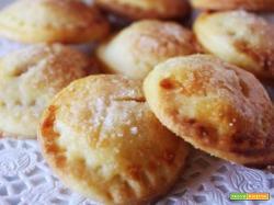 Mini Apple Pie con frolla senza glutine