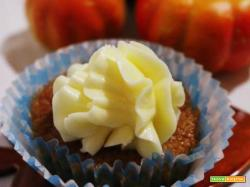 Cupcakes zucca e sciroppo d'acero