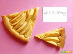 Crostata di Mele all'Olio d'Oliva
