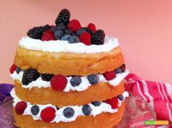 Angel Cake Farcita