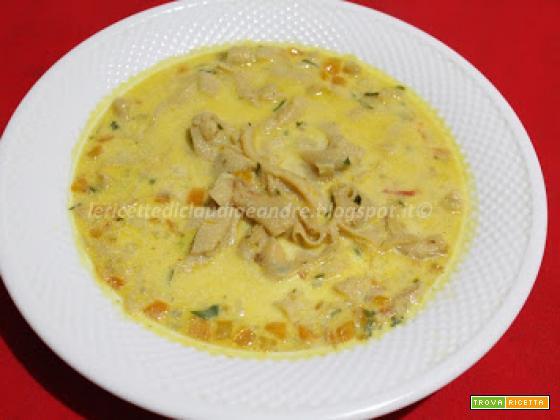 Zuppa di trippe o Ciorba de burta