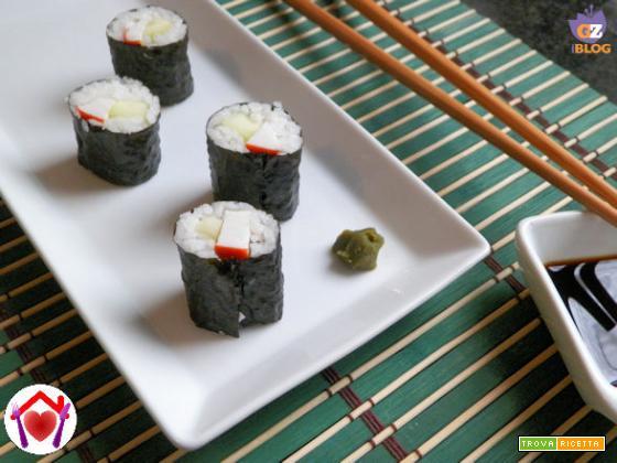 Sushi – Futomaki