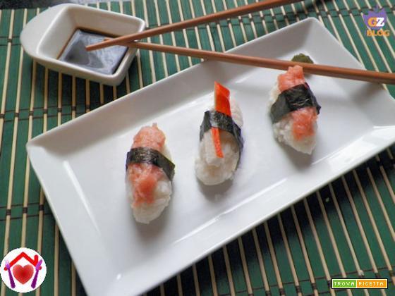 Sushi – Nigirizushi